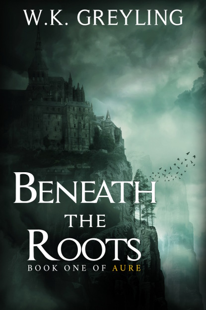 Beneath the Roots [Book Image]
